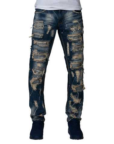 HERITAGE MENS Blue Clothing / Jeans 36