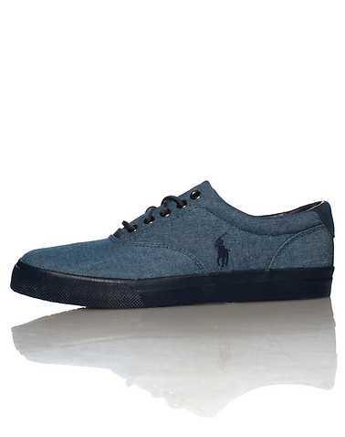 POLO FOOTWEAR MENS Blue Footwear / Casual 8.5