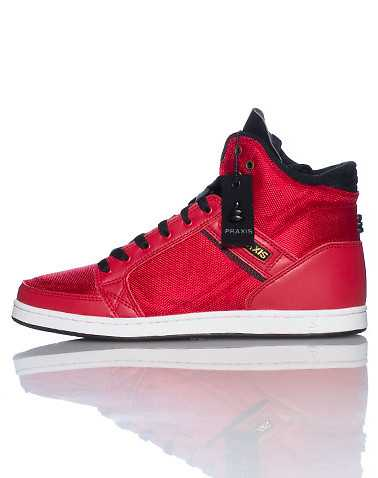 PRAXIS MENS Red Footwear / Casual