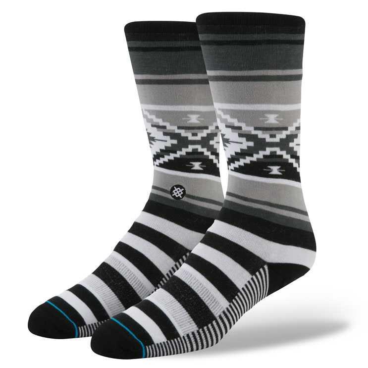 Stance Iron Works BLK S/M DWYANE WADE Socks