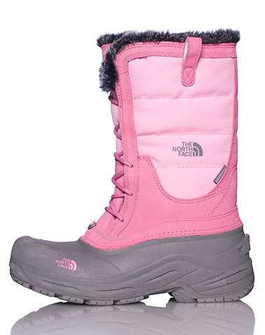THE NORTH FACE GIRLS Pink Footwear / Boots 5