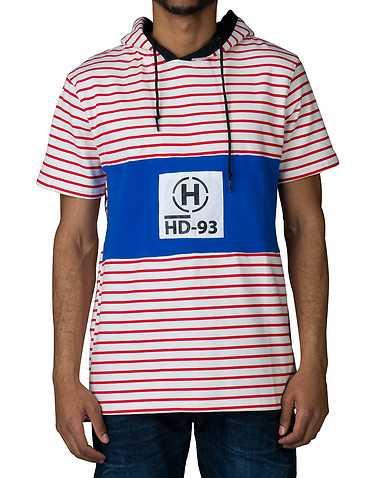HUDSON OUTERWEAR MENS White Clothing / Tops XL