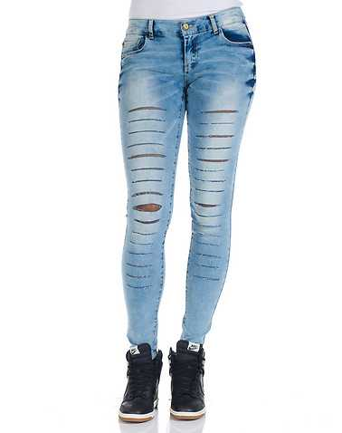 BOOM BOOM JEANS WOMENS Blue Clothing / Jeans 3
