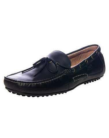 POLO FOOTWEAR MENS Black Footwear / Casual 8