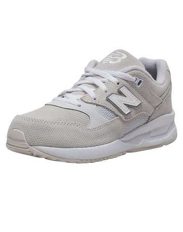 NEW BALANCE GIRLS White Footwear / Sneakers