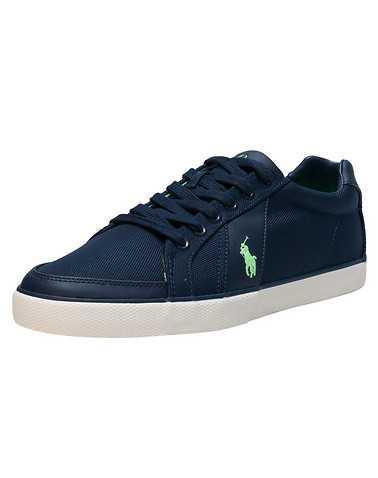 POLO FOOTWEAR MENS Navy Footwear / Casual