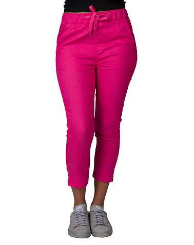ESSENTIALS WOMENS Pink Clothing / Bottoms