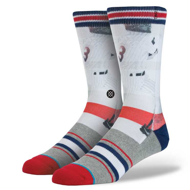 Stance Ryno Blue MLB LEGENDS Socks