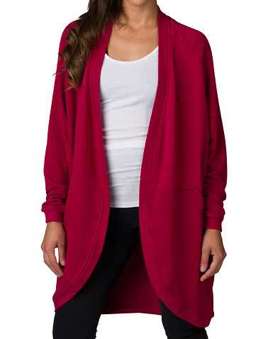 NIKE SPORTSWEAR WOMENS Red Clothing / Tops