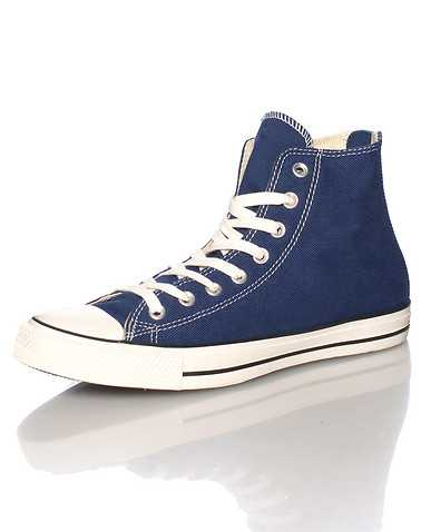 CONVERSE MENS Blue Footwear / Casual