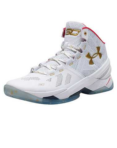 UNDER ARMOUR MENS White Footwear / Sneakers 12