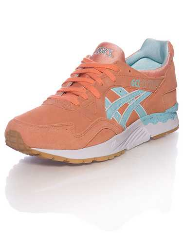 ASICS MENS Orange Footwear / Sneakers 8.5