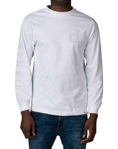 DIAMOND SUPPLY COMPANY MENS White Clothing / Tops XL