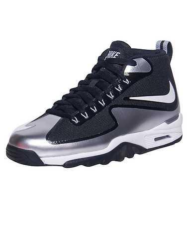NIKE MENS Silver Footwear / Sneakers