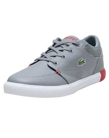 LACOSTE MENS Grey Footwear / Casual
