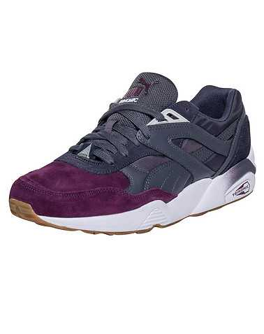 PUMA MENS Dark Grey Footwear / Sneakers