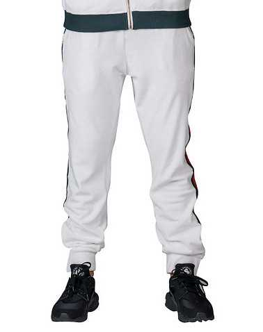 HUDSON OUTERWEARENS White Clothing / Sweatpants