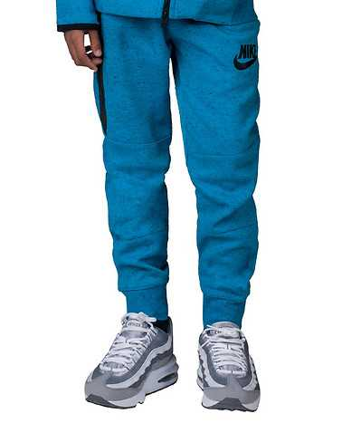 NIKE BOYSedium Blue Clothing / Bottoms