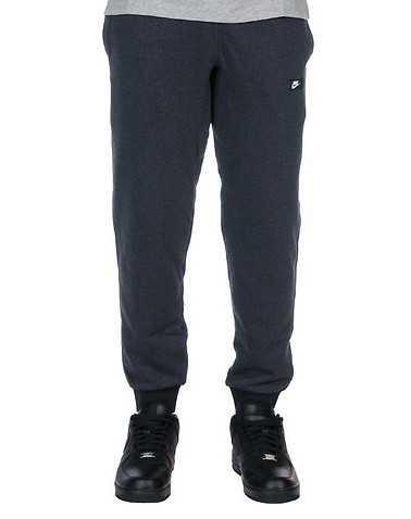 NIKE SPORTSWEAR MENS Dark Grey Clothing / Sweatpants L