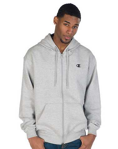 CHAMPIONENS Grey Clothing / Hoodies