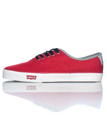 LEVIS MENS Red Footwear / Casual 9
