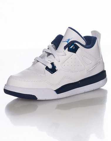 JORDAN GIRLS White Footwear / Sneakers 10C