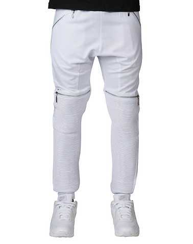 AMERICAN STITCH MENS White Clothing / Sweatpants L