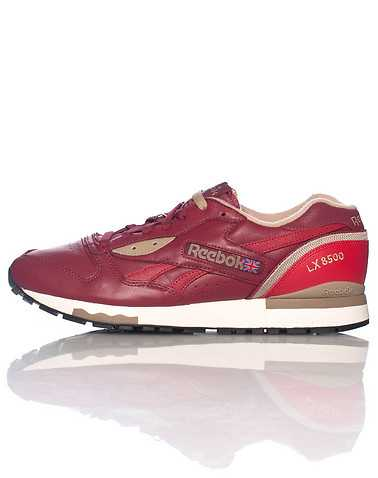 REEBOK MENS Red Footwear / Sneakers