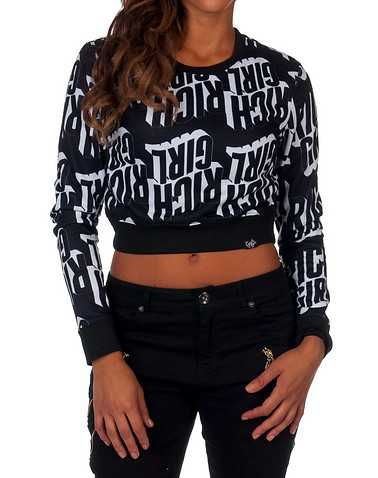 CUPCAKE MAFIA WOMENS Black Clothing / Sweatshirts L