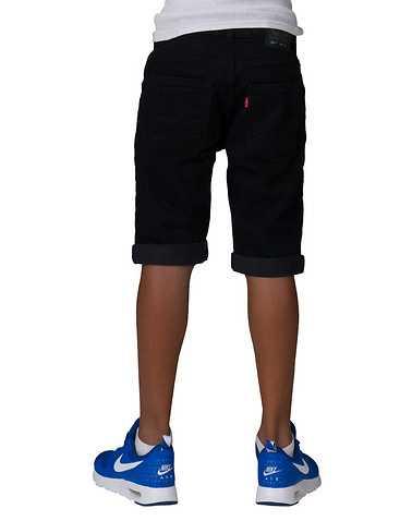 LEVIS BOYS Black Clothing / Bottoms 8