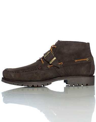 POLO FOOTWEAR MENS Dark Brown Footwear / Boots 9