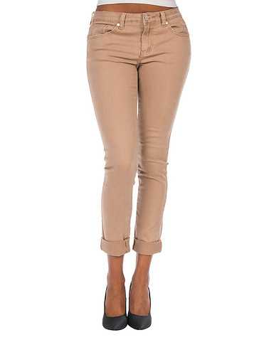 ESSENTIALS WOMENS Beige-Khaki Clothing / Bottoms 1