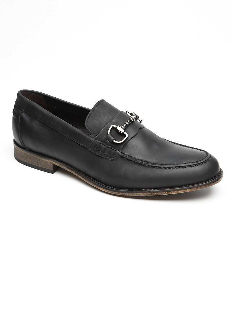 Perry Ellis Ornament Slip On Shoe