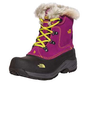 THE NORTH FACE GIRLS Purple Footwear / Boots 2