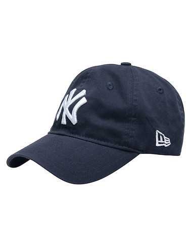 NEW ERA MENS Navy Accessories / Caps Snapback OSFM