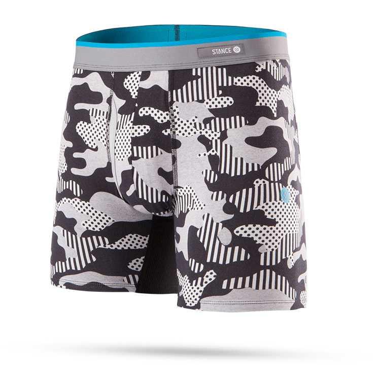 Stance Smokescreen WHT L basilone Socks