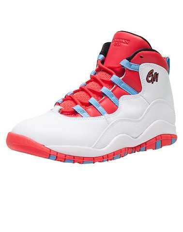 JORDAN GIRLS White Footwear / Sneakers 2Y