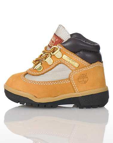 TIMBERLAND BOYS Beige-Khaki Footwear / Boots 4