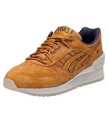 ASICS MENS Beige-Khaki Footwear / Sneakers