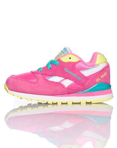 REEBOK GIRLS Pink Footwear / Sneakers 9.5