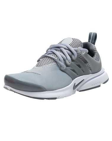 NIKE GIRLS Grey Footwear / Sneakers