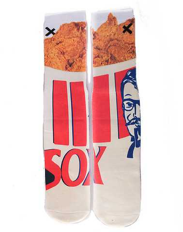 ODD SOX MENS White Accessories / Socks 0