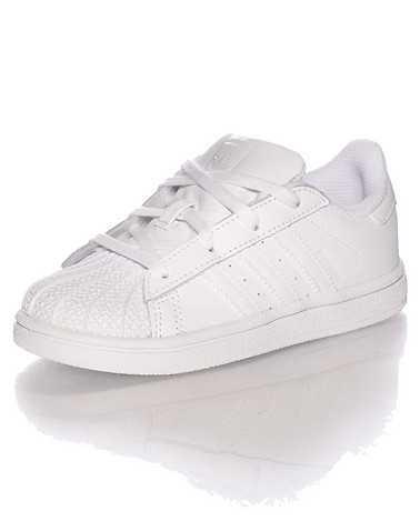 adidas BOYS White Footwear / Sneakers