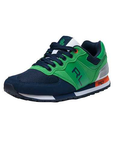 POLO FOOTWEAR MENS Green Footwear / Casual
