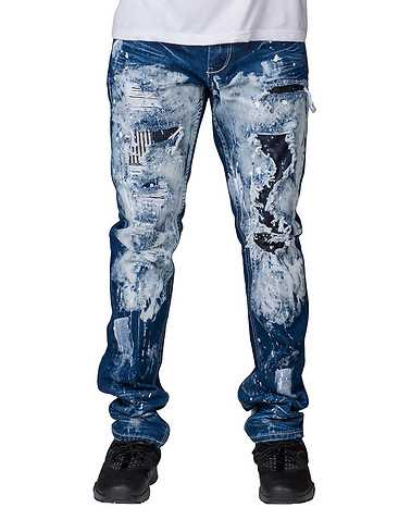 HERITAGE MENS Blue Clothing / Jeans 36x33