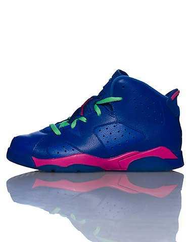 JORDAN GIRLS Blue Footwear / Sneakers 2Y