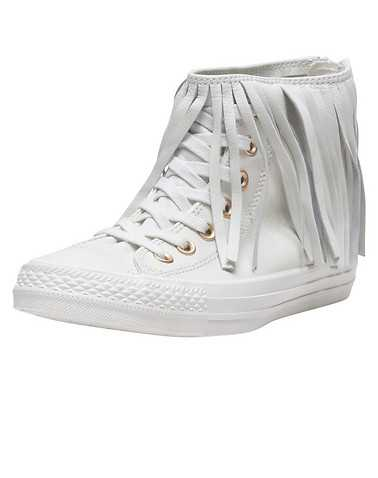 CONVERSE WOMENS White Footwear / Casual