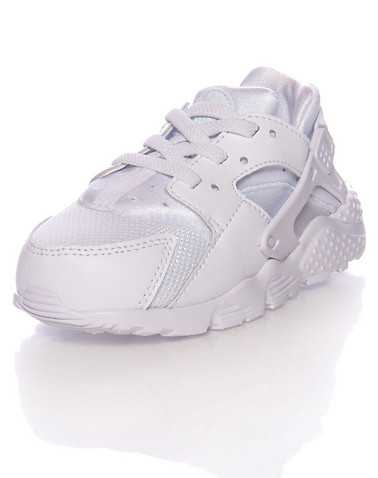 NIKE BOYS White Footwear / Sneakers 5C