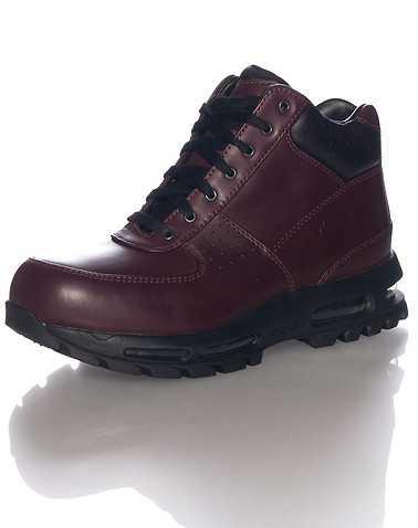 NIKE SPORTSWEAR MENS Burgundy Footwear / Boots