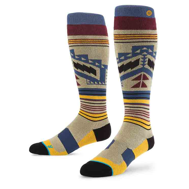 Stance Broken Arrow NVY S/M FUSION SNOW Socks